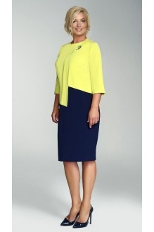 Arita Style (Denissa) 1078 жёлтый
