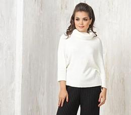 Вязаный свитер как базовый элемент осеннего гардероба
