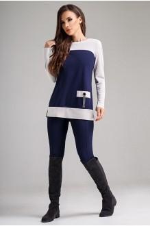 Teffi Style 1272 синий/беж