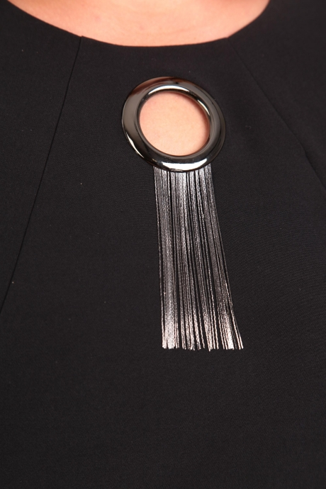 Diamant 1231 черный/серебристый