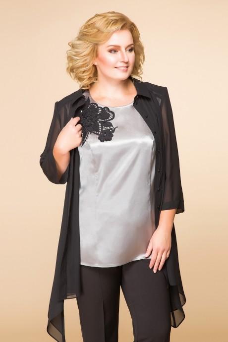 Romanovich Style 3-1551 черный/серебристый