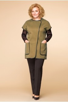 Модель Romanovich Style 3-1436 горчица/черный