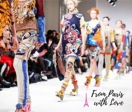 Тенденции Парижа для славянских красавиц