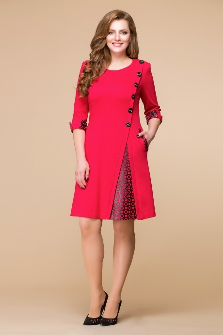 Romanovich Style 1-1260 красный