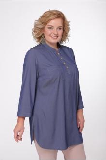 Блузки и туники Джерза 0169 джинс фото 1