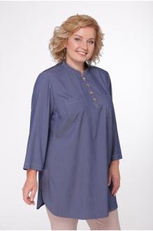 Блузки и туники Джерза 0169 джинс фото 2