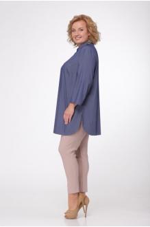 Блузки и туники Джерза 0169 джинс фото 3