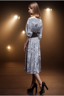 Вечерние платья Nova Line 5669 серый фото 2