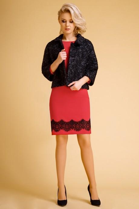 Жакеты (пиджаки) Euro-moda 131 черный