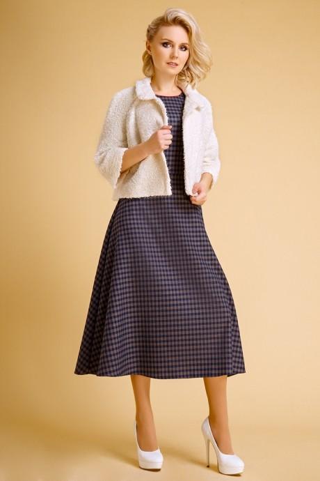 Жакеты (пиджаки) Euro-moda 131 молочный