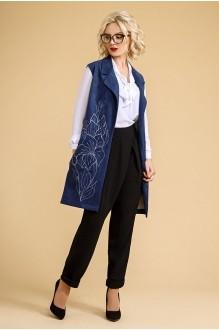 Euro-moda 130 синий