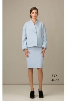 Rosheli 332 сиренево-голубой