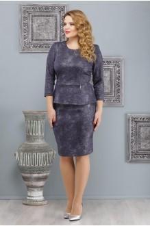Надин-Н 1462 серо-голубой