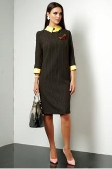 *Распродажа Lissana 3011 желтый/коричневый БРАК