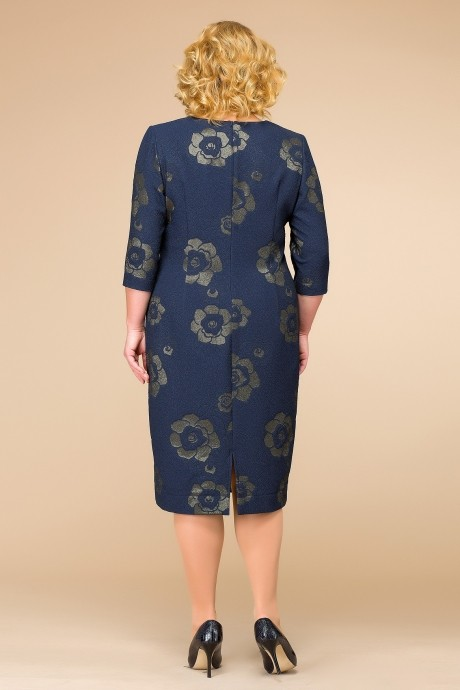 Romanovich Style 1-1509 синий/золото