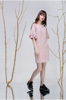 Вечерние платья Prestige 3242 пудра фото 1