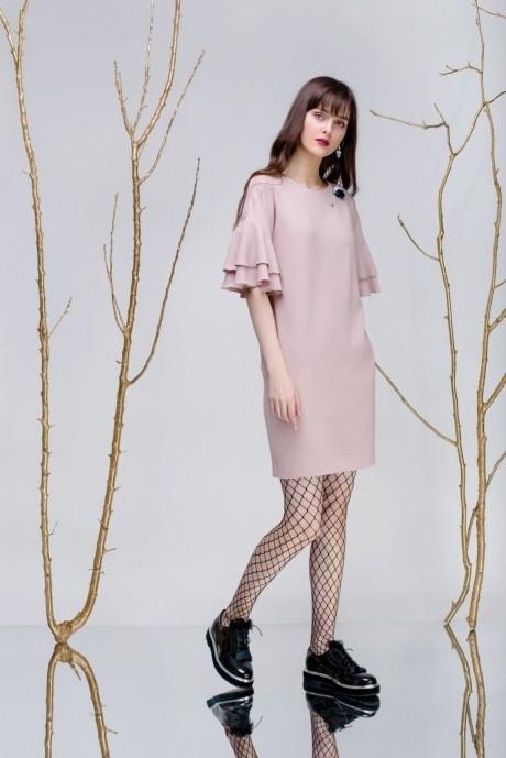 Вечерние платья Prestige 3242 пудра