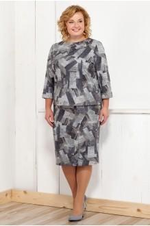 Fashion Lux 1163 серый принт