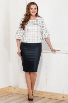 Fashion Lux 1147 /1 чёрно-белый