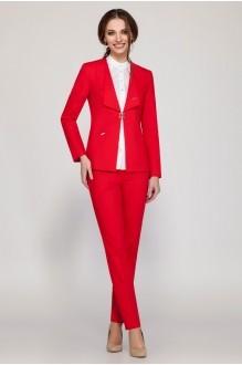 ЛаКона 972б красный с блузой