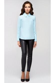 Блузки и туники Arita Style (Denissa) 091 голубой фото 1