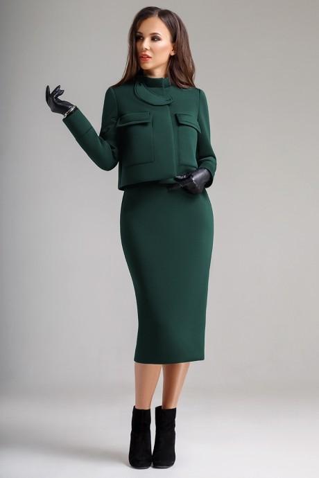 Teffi Style 1282 зеленый