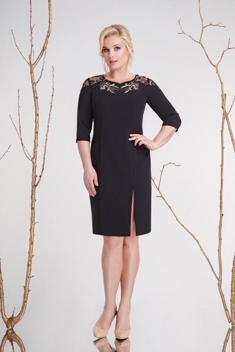 Вечерние платья Prestige 3254 черный