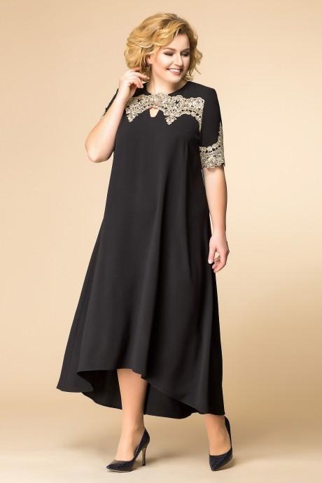 Romanovich Style 1-1539 черный/золото
