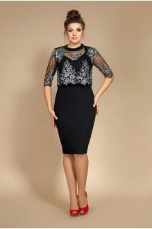 Вечерние платья Мублиз 008 черный фото 1