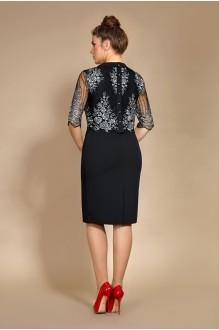 Вечерние платья Мублиз 008 черный фото 3