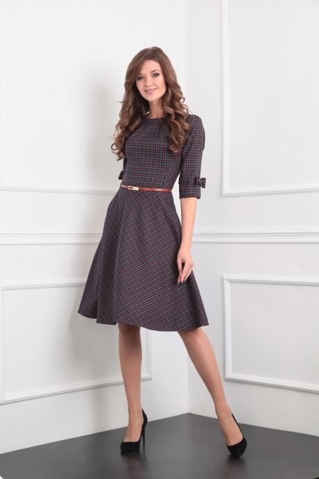 Деловые платья TVIN 7087