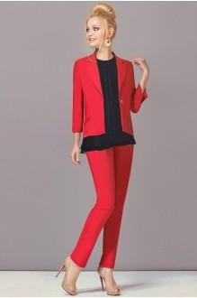 Lady Secret 2393 красный/черный