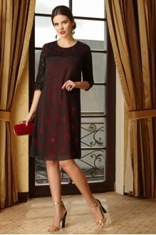 Lissana 3253 черный/красный