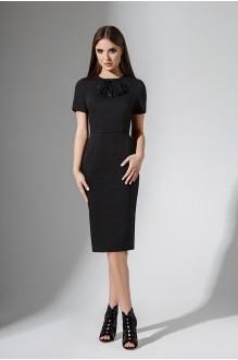 Деловые платья Beauty 2017 черный фото 1