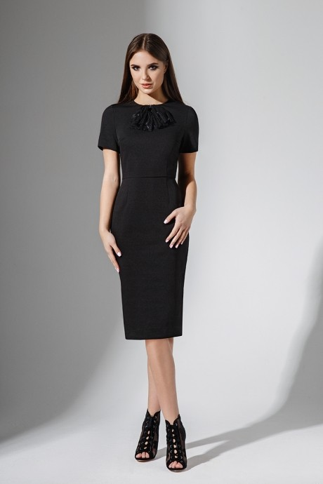 Деловые платья Beauty 2017 черный