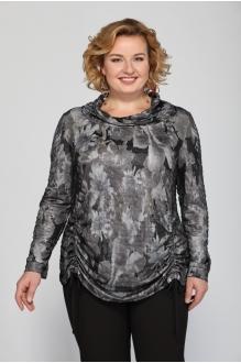 Блузки и туники Джерза 0178 серый фото 2