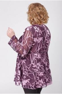 Блузки и туники Джерза 0174B розовый  фото 3