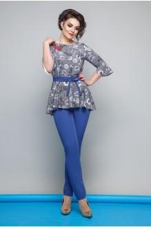 Jerusi 1804 голубые брюки