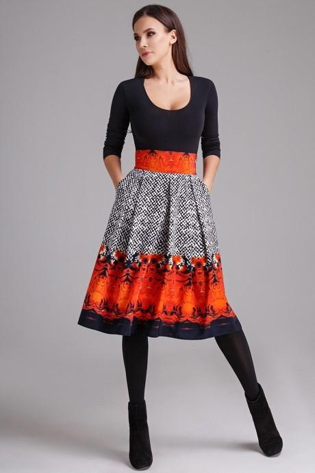 Teffi Style 1289 оранжевый