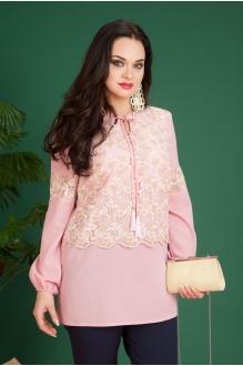 Лилиана 622 нежно-розовый