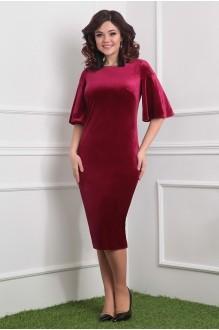 Мода-Юрс 2315 бордо/гладкий велюр