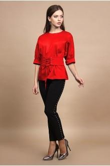 ALANI COLLECTION 639 с красной блузой