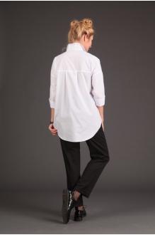 Блузки и туники Elletto 3073 белый фото 3