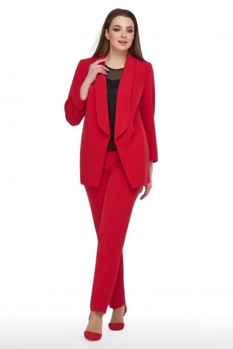 Жакеты (пиджаки) Arita Style (Denissa) 0129 красный
