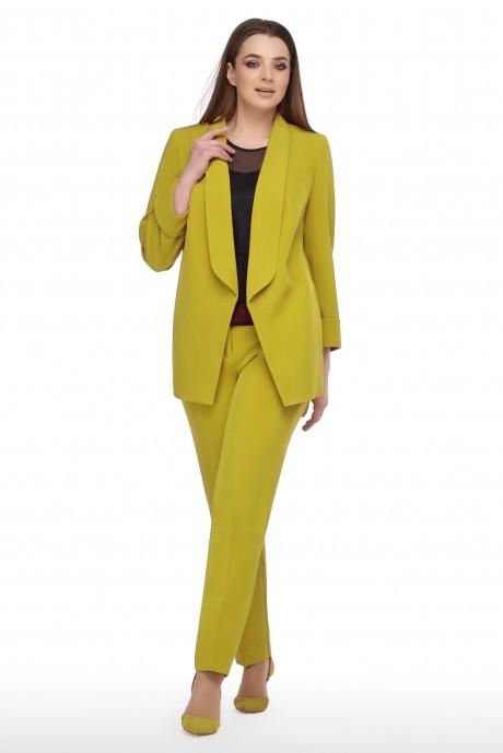 Жакеты (пиджаки) Arita Style (Denissa) 0129 горчица