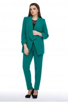 Жакеты (пиджаки) Arita Style (Denissa) 0129 бирюза фото 1