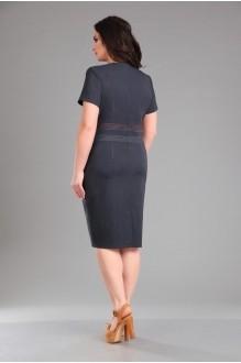 Повседневные платья Ива 984 джинс фото 3