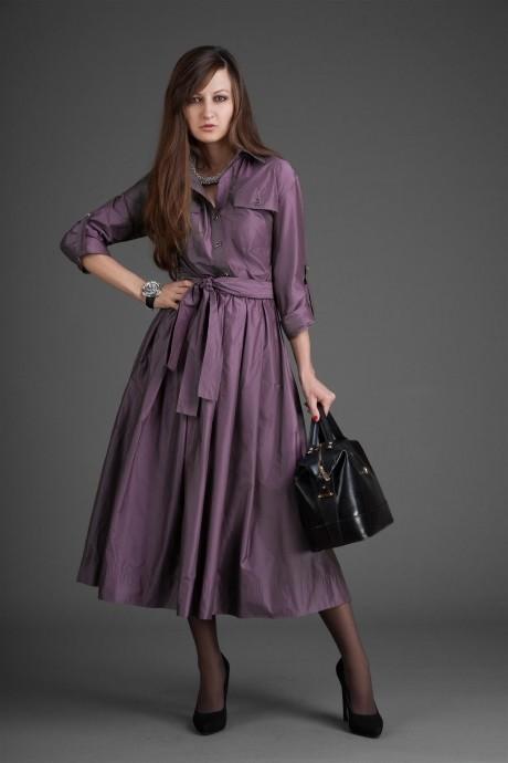 Длинные платья, платья в пол Elpaiz 099 лаванда