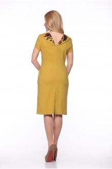 Повседневные платья Anastasia 074 горчица фото 2