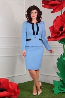 Мода-Юрс 2390 голубой